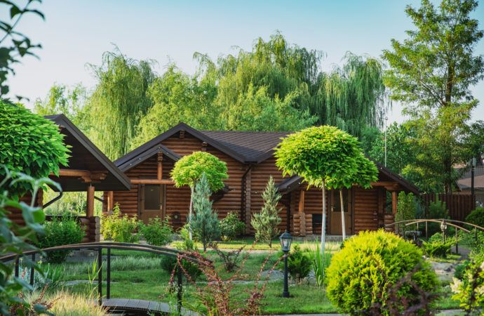 Toruń - usługi ogrodnicze projektowanie ogrodów - ogrodnictwo Toruń